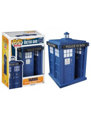 Tardis Funko Pop Doctor Who