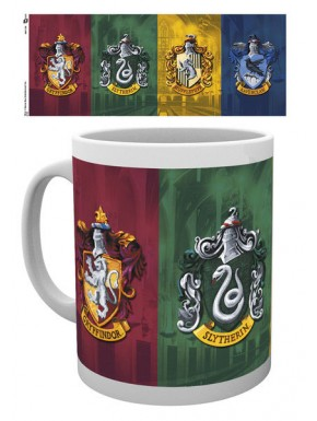 Taza Casas Harry Potter