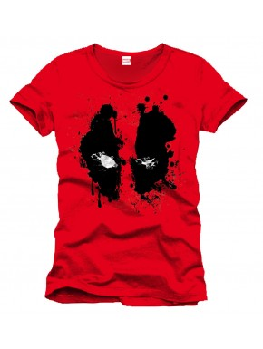 Camiseta Deadpool Cara