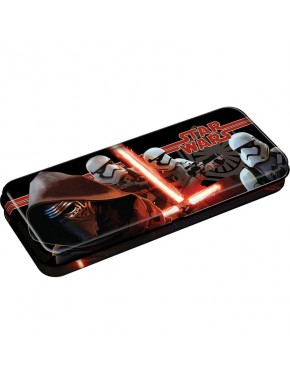 Estuche Metalico Star Wars