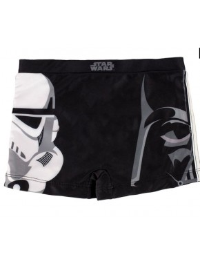 Bañador Boxer Niño Vader Stormtrooper