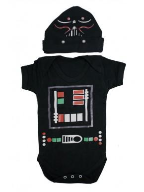 Body Bebé Star Wars Darth Vader