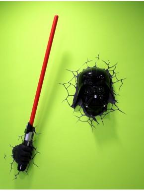 Pack Lámpara Vader pared completa