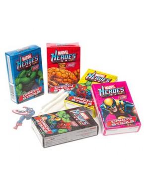 Caramelos Marvel