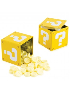 Super Mario Bros Caja sorpresa caramelos