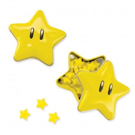 Caramelos Super Mario Estrellas