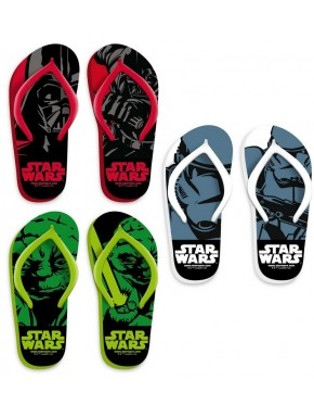 Chanclas niño Star Wars