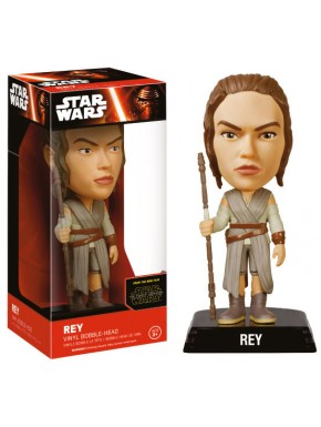 Wacky Wobbler Rey Star Wars