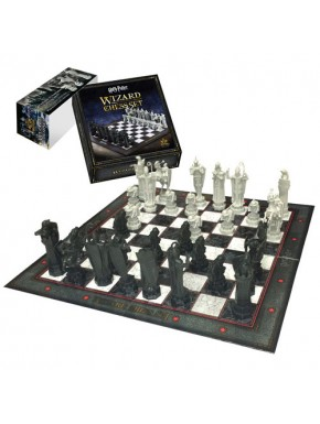 Harry Potter Ajedrez mágico Wizards Chess