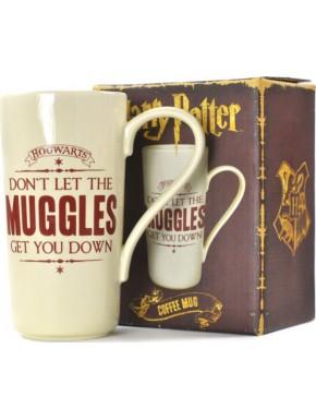 Taza cerámica Harry Potter Muggles