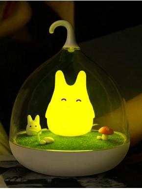 Lámpara Quitamiedos Studio Ghibli Totoro