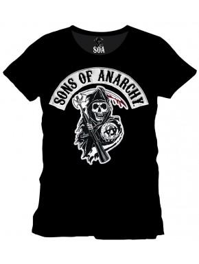 Camiseta Reaper Hijos de la Anarquía