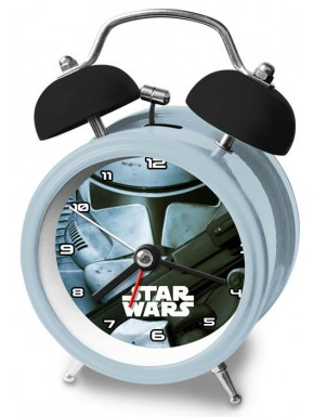 Despertador Stormtrooper 12cm