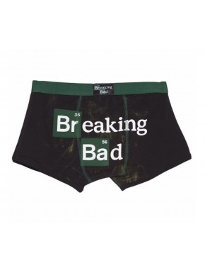 Boxer Breaking Bad green Smoke