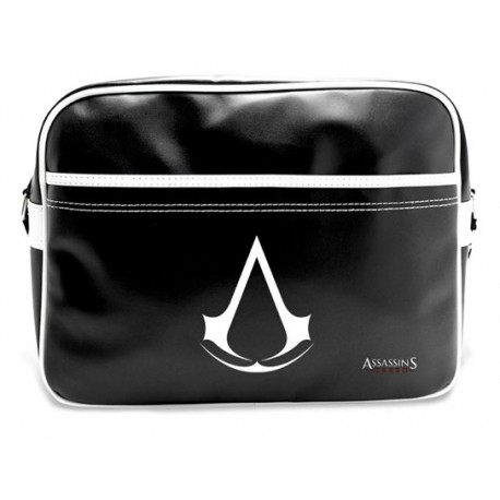 Bandolera Logo Assassins Negra
