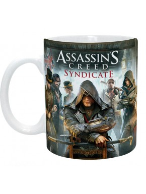 Taza Assassins Creed Syndicate