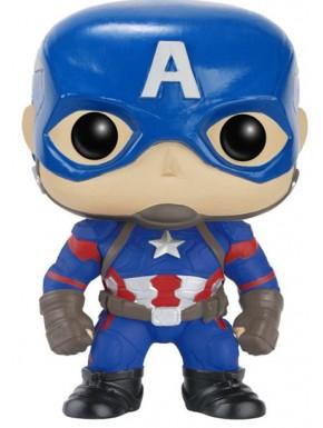 Funko Pop! Capitán América Civil War