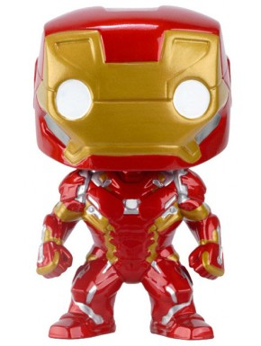 Funko Pop Iron Man Civil War