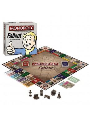 Monopoly Fallout Edición Ingles