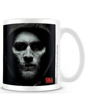 Taza Jax Skull