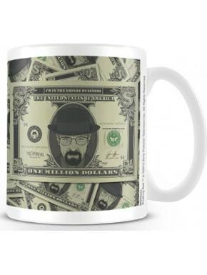 Taza Heisenberg Dollar