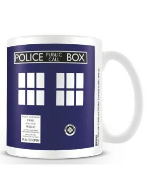 Taza Doctor Who Tardis