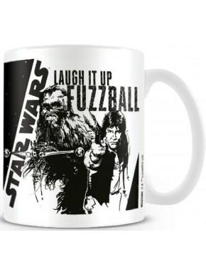 Taza Laugh It Up Fuzzball