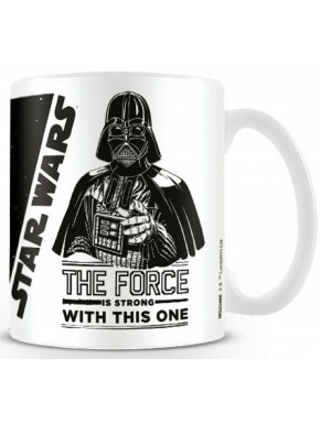 Taza The Force is Strong