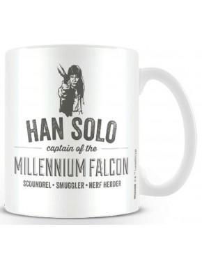 Taza Han Solo