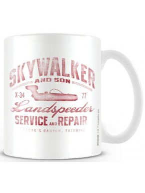Taza Skywalker and Sons