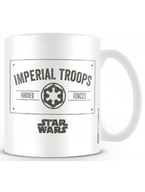 Taza Imperial Troops