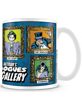 Taza Batman´s Rogues Gallery