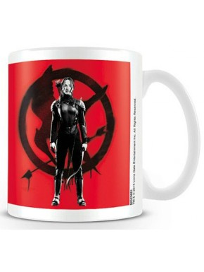 Taza Katniss at War