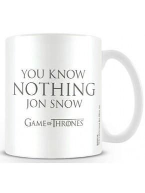 Taza You Know Nothing Jon Snow