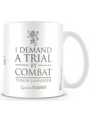 Taza Trial by Combat