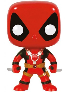 Funko Pop Deadpool 2 espadas