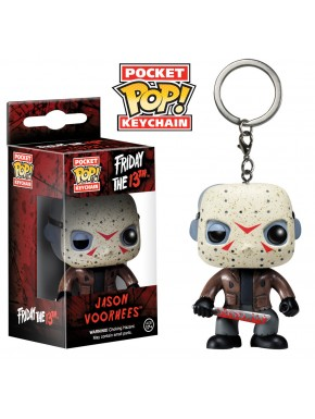 Llavero mini Funko Pop! Jason Voorhees
