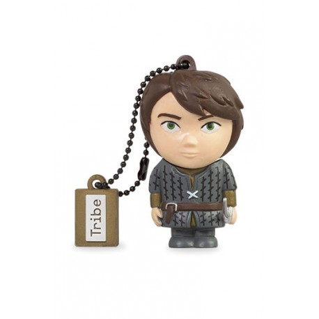 Memoria USB Tribe Arya Stark Juego de Tronos 16 Gb