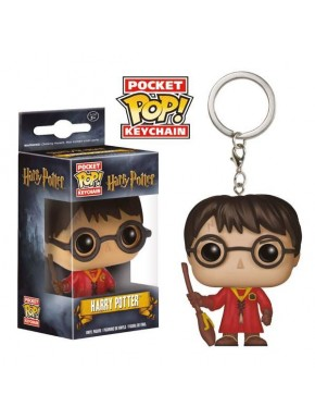 Llavero mini Funko Pop! Harry Potter Quidditch