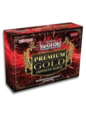 Cartas Ju-Gi-Oh! Premium Gold Ed inglés