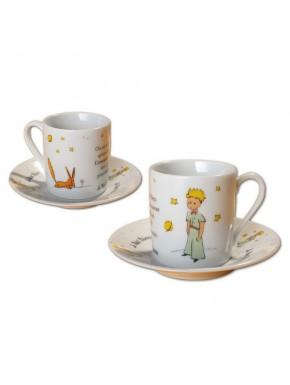 Set de tazas de café El Principito