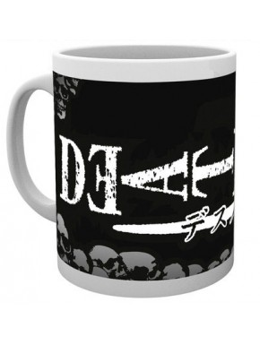 Taza Death Note logo