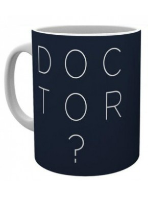 Taza Doctor Who Type