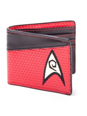 Cartera Star Trek logo engineering