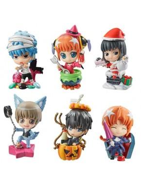 Gintama figuritas sorpresa Petit Chara