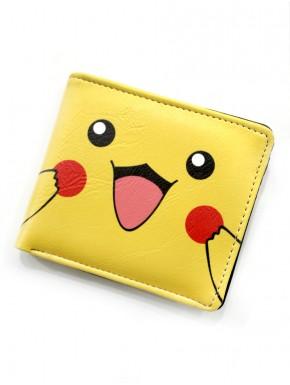 Cartera Pokemon Pikachu
