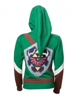 Sudadera Link de Zelda Cosplay para chica