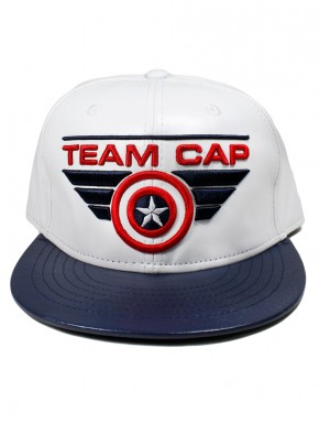 Gorra Capitán América Team Cap Civil War