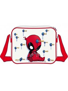 Bandolera flechazo Deadpool roja