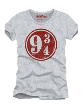 Camiseta Harry Potter Andén 9 3/4
